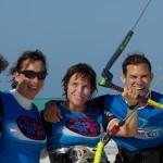 kitesurf family