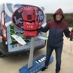 ariane imbert north kiteboarding foil