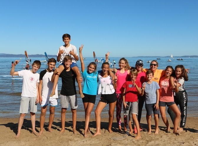 Reportage-photos-kitesurf-enfant-entraînement-physique-cer-kitesurf-hyères-le-spot-kitecenter19