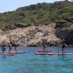 seminaire journee incentive evjf initiation kitesurf paddle