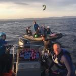cours de kitesurf pleine eau hyeres