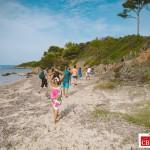cb conseil journee incentive seminaire kitesurf plage porquerolles ballade