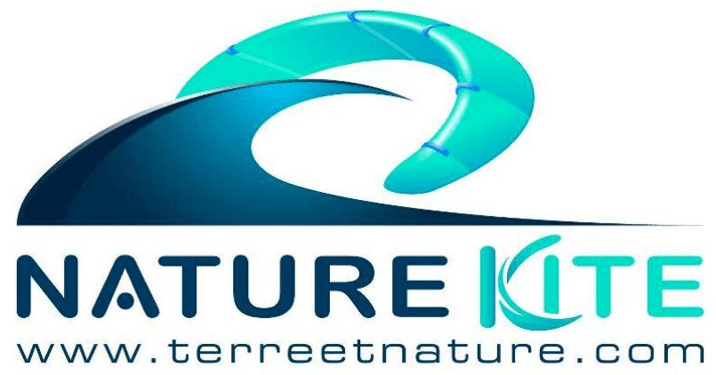 logo nature kite