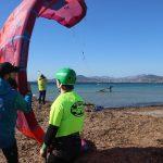 stage kitesurf le spot kitecenter