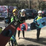 stage kitesurf jeunes enfants ado fun glisse