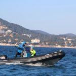 cours particulier kitesurf bateau moniteur
