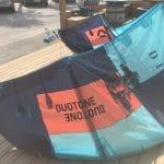 kitesurf wing dice 7 duotone