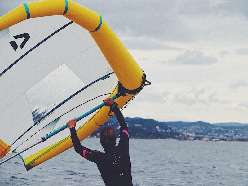 Kitesurf WingFoil dans le Var