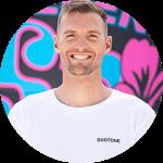 Adrien Lepetit - Moniteur de kitesurf et wingfoil