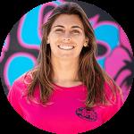 Alexia Fancelli - Monitrice de kitesurf