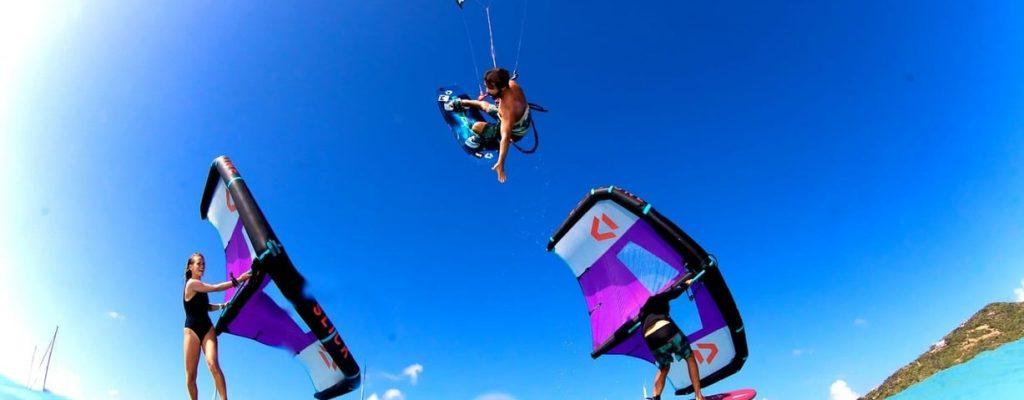 slick duotone foil wing kiteboarding olivia jenkins reno romeu jeremie tronet fanatic sky wing union island jt pro center