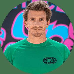 stephane montfort vert moniteur de kitesurf